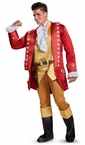 Deluxe Men's Gaston Costume - Beauty and the Beast