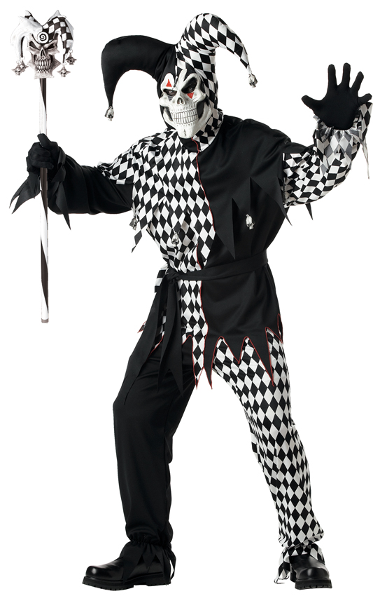 da5c006bc418 Deluxe Psycho Jester Cane - Candy Apple Costumes - Castles and ...