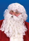 Deluxe Santa Wig and Beard
