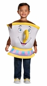 Deluxe Toddler Chip Costume - Beauty and the Beast