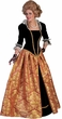 Deluxe Women's Constance at Court 18th Century Costume