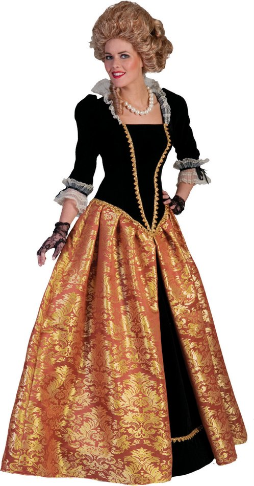 b184dd3bbe4 Deluxe Womenu0027s Constance At Court 18th Century Costume Sc 1 St Candy  Apple Costumes