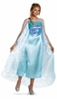 Disney Frozen Elsa Deluxe Adult Costume, Size Small