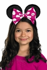 Disney Reversible Bow Minnie Mouse Ears