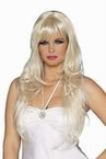 Dreamgirl Deluxe Blonde Wig