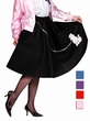 Economy Plus Size Poodle Skirt - More Colors