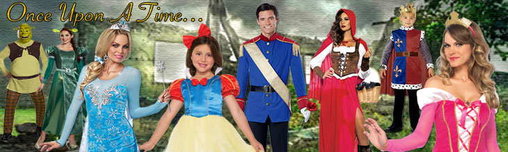 Fairy Tale Costumes