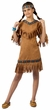 Girls' Native American Costume