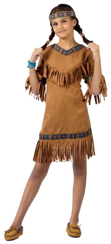 Native American Costumes Girls - Candy Apple Costumes