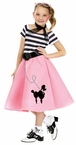 Girls' Soda Shop Sweetie Costume