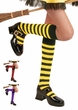 Girls' Striped Knee High Stockings - More Colors