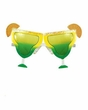 Green Margarita Sunglasses