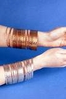 Fortune Teller Bangles - Gold or Silver