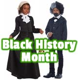 Black History Month Costumes
