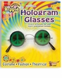Hologram Peace Sign Sunglasses