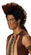 Indian Warrior Mohawk Wig
