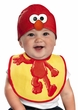 Infant Sesame Street Elmo Bib & Hat