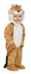 Infant/Toddler Chipper Chipmunk Costume