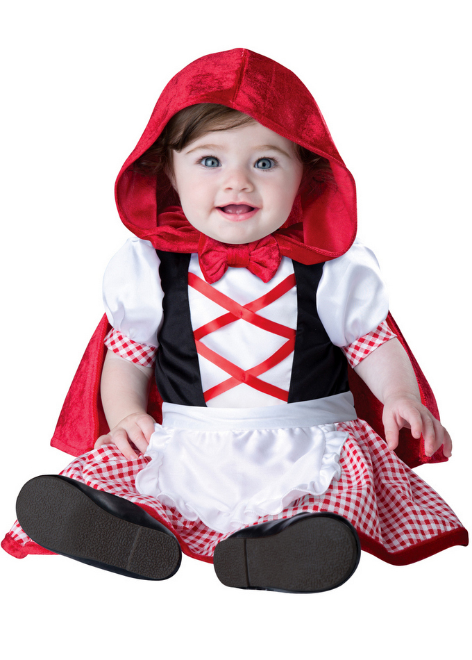 cdfdb7a08cec Infant Toddler Little Red Riding Hood Costume - Baby Costumes ...