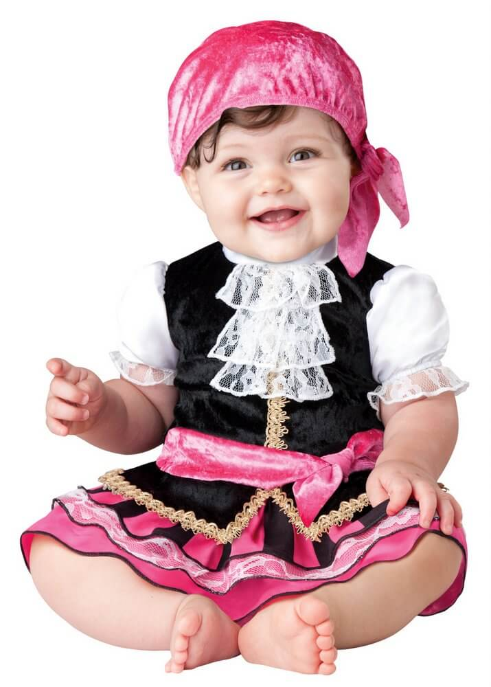 f5a8fdefaed9 Infant Toddler Pretty Little Pirate - Baby Girl Costumes - Sale