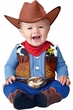 Infant/Toddler Wee Wrangler Cowboy Costume