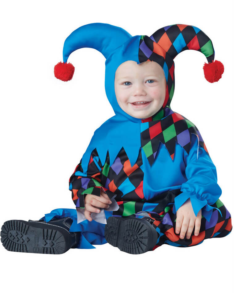 3296e69e8cbd Infant Li l Jester Costume - Candy Apple Costumes - Clown Costumes