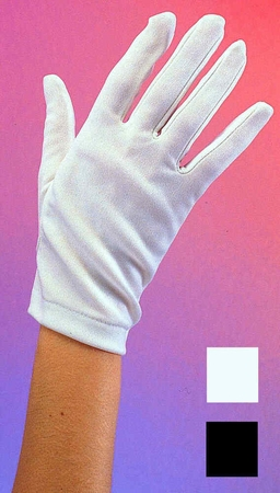 Ladies' Parade Gloves - White or Black