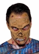 Latex Zombie Half Mask