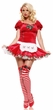Leg Avenue Candy Cane Cutie Adult Costume