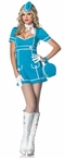 Leg Avenue Classic Flight Attendant Costume