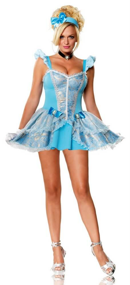 Leg Avenue Fairy Tale Princess Adult Costume Size Large  sc 1 st  Candy Apple Costumes & Leg Avenue Fairy Tale Princess Adult Costume - Candy Apple Costumes ...