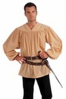 Adult Medieval Costume Shirt