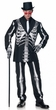 Men's Bone Daddy Skeleton Suit Costume
