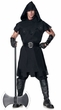 Men's Medieval Executioner Costume, Size M/L