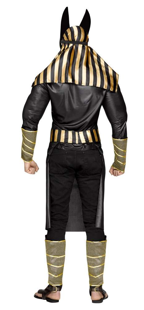 mens muscle chest anubis egyptian god costume - Apple Halloween Costumes