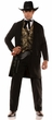 Men's Wild West Gambler Costume