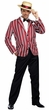Men's Roaring 20's Good Time Charlie Costume