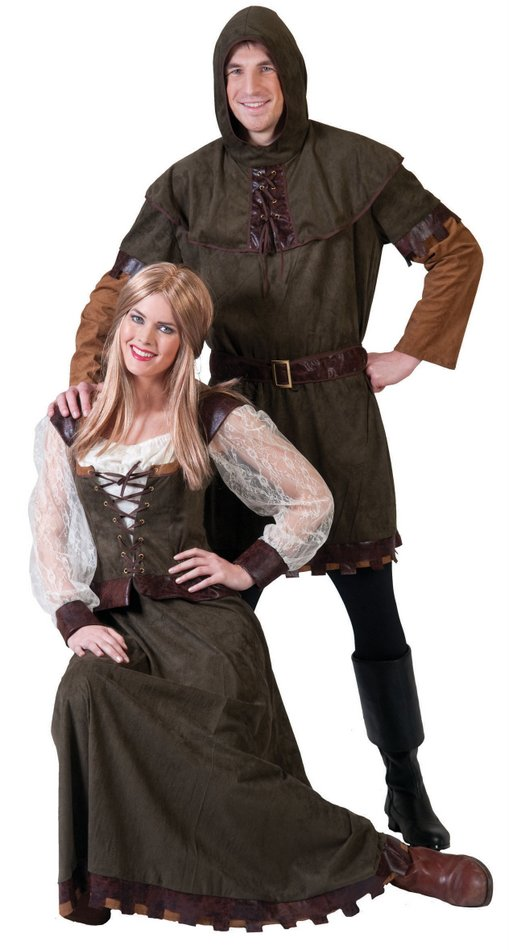 ... Womenu0027s Mighty Maid Marian Medieval Costume  sc 1 st  Candy Apple Costumes & Womenu0027s Might Maid Marian Medieval Costume - Candy Apple Costumes ...