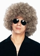 Mixed Blonde Disco Afro