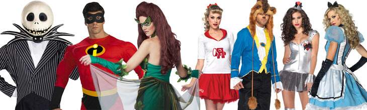Movie TV and Music Costumes  sc 1 st  Candy Apple Costumes & Pop Culture Costumes for Men and Women