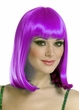 Neon Purple Peggy Sue Wig