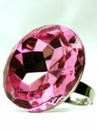 Oversize Jewel Ring - More Colors