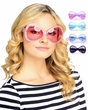 Oversize Rhinestone Sunglasses - More Colors