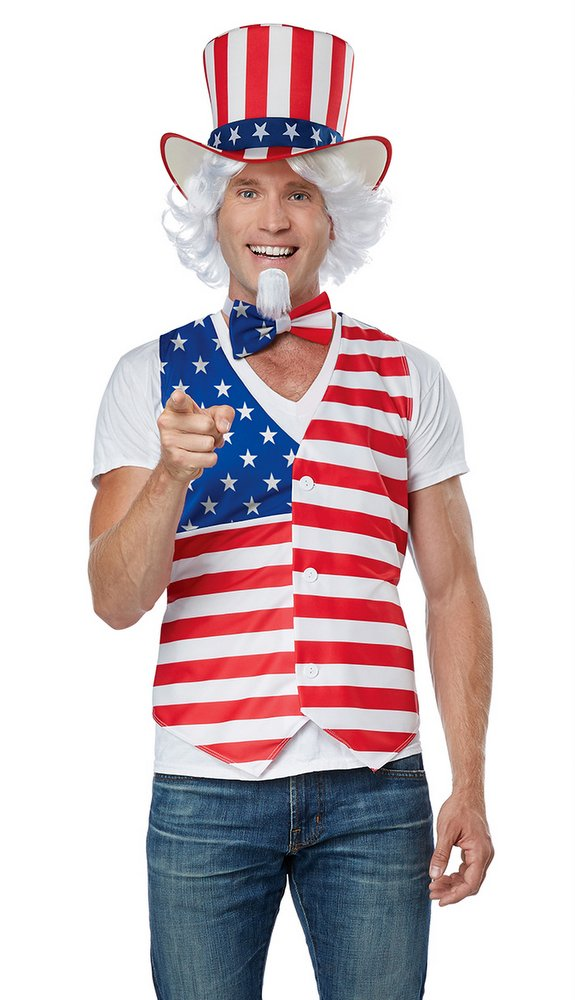 uncle sam guys Customizable uncle sam tank tops from zazzlecom - choose your favorite uncle sam design from our huge selection of tanktops for men & women.