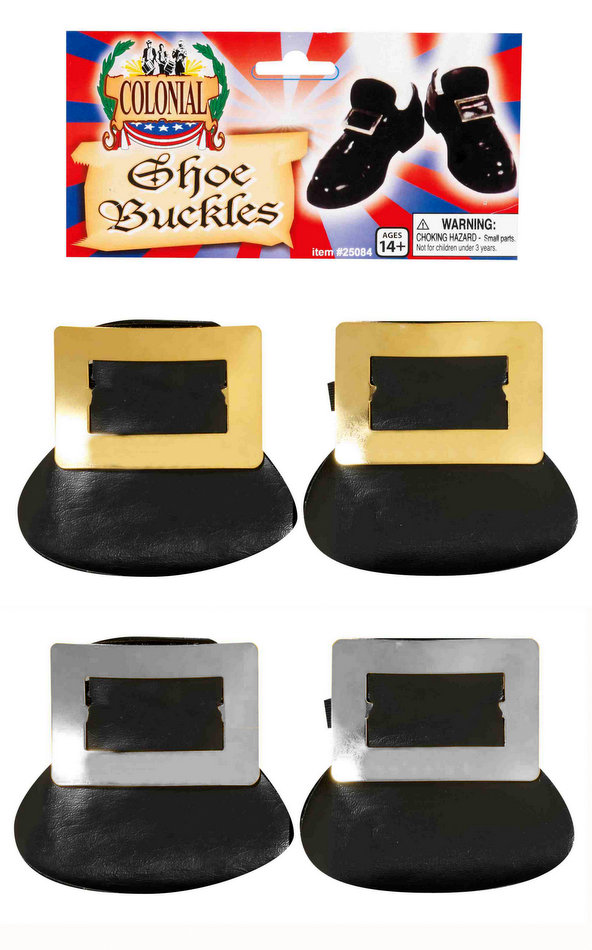 Colonial Shoe Buckles For Sale
