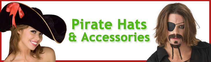 Pirate Hats and Accessories