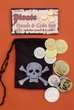 Pirate Sack With Coins