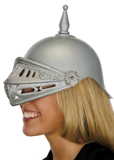plastic knight s helmet candy apple costumes castles and thrones