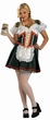 Plus Size Adult Beer Garden Girl Costume