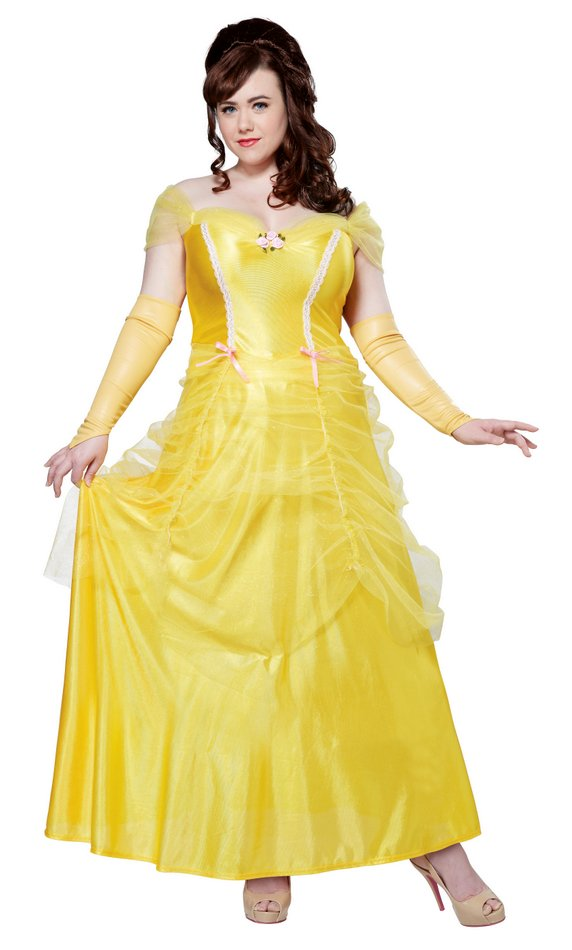 Plus Size Adult Classic Belle Costume  sc 1 st  Candy Apple Costumes & Plus Size Adult Classic Belle Costume - Candy Apple Costumes ...